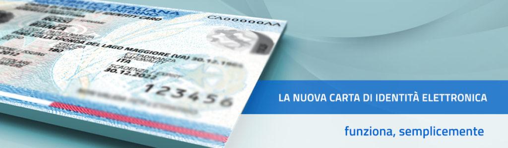 Comune di Lei Carta d\'identità elettronica  